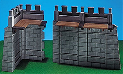 Castle Wall Extension Parts