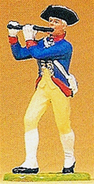 Prussian Marching Playing Fife