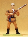 Frontiersman Standing with Rifle - 2 remain