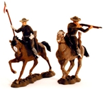 U.S. Cavalry - 1916 - Fully Painted