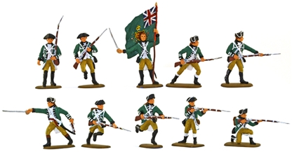 Queen's Own American Rangers - Fully painted