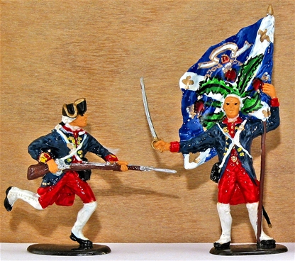 Ogilvy's Scottish Regiment - Fully painted