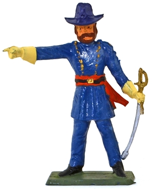 Union Infantry - General with Sword