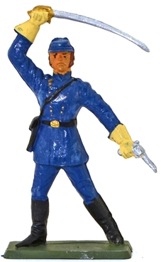 Union Infantry - Officer with Sword