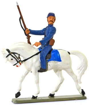 Union Cavalry - with Rifle