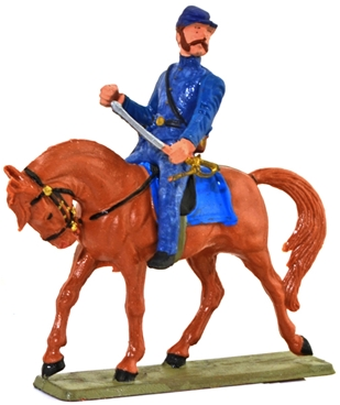 Union Cavalry - with Sword - only three left