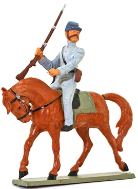 Confederate Cavalry - with Rifle