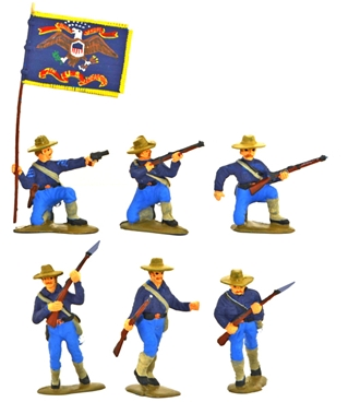 71st New York Infantry Regiment - Full paint