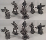 WW II Late War German Infantry