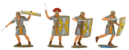 Romans add-on set - basic paint