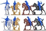 U.S. Cavalry #5 - colors vary