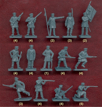 Napoleonic Prussian Infantry - Exclusive!