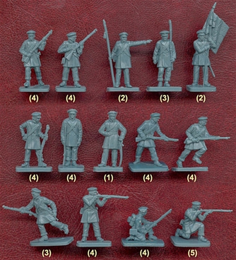 Napoleonic Prussian Infantry - Limited Stock