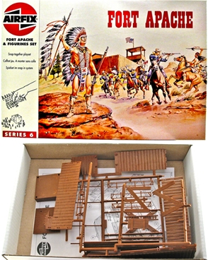Fort Apache  -- Fort Only - only 4 left!