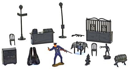 Saloon Accessories