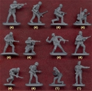 WWII Late War German Inf - retired but in stock