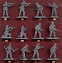 WWII German Inf - Winter - retired but in stock