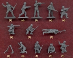 WWII US Infantry set 2